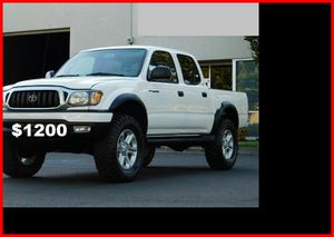 Price$1200 Toyota Tacoma for Sale in Austin, TX