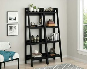 2 New ladder bookshelves for Sale in Dallas, TX
