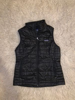 Patagonia women's nano puff vest for Sale in Bellingham, WA
