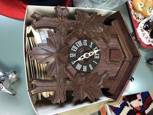 Small Cuckoo Clock for Sale in Tacoma, WA