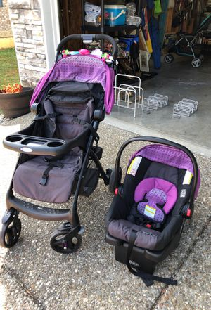 Stroller and car seat set for Sale in Louisville, KY