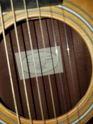 Taylor acoustic electric guitar for Sale in Bristol, CT