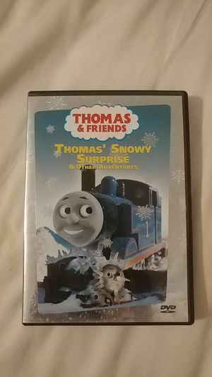 Thomas & Friends DVD - Thomas snowy surprise and other Adventures. for Sale in Las Vegas, NV