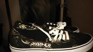 Man vans shoes size 12 brand new never wore for Sale in Shreveport, LA