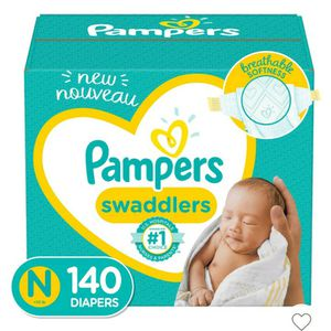Pampers Newborn Diapers for Sale in Compton, CA