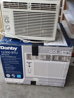 Window AC Air Conditioner Units for Sale in Hillsboro,  OR