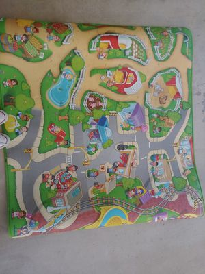 Kids toy mat. for Sale in Moreno Valley, CA