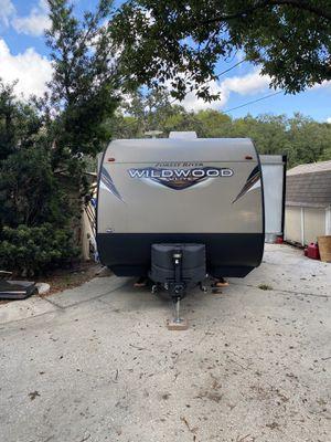 RV Package! V8 4Runner + 2018 Wildwood X-Lite Complete Bundle for Sale in St. Pete Beach, FL