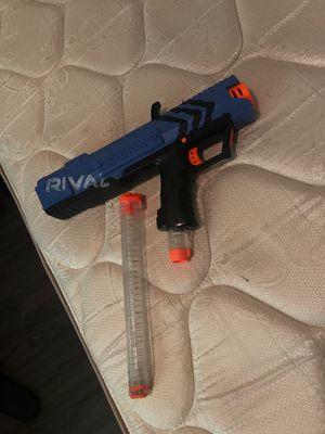 Nerf gun rival for Sale in Jonesboro, GA