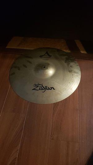 "18"" zildjian a custom fast crash for Sale in Norfolk, VA"