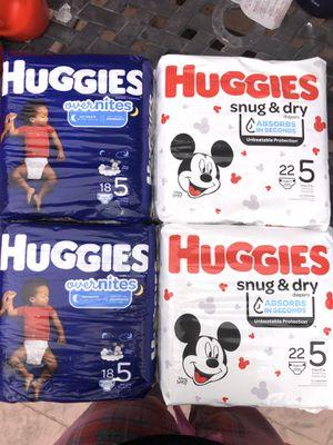Huggies for Sale in Oceanside, CA