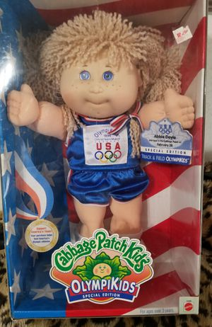 cabbage patch olympic kids for Sale for sale  Starks, LA