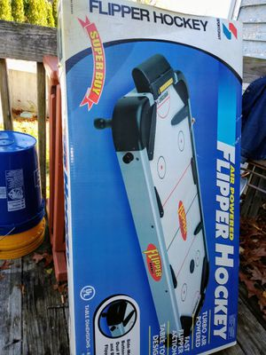 Table top air hockey for Sale in Pawtucket, RI