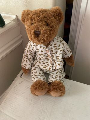 Pajama Stuffed Bear for Sale in Las Vegas, NV