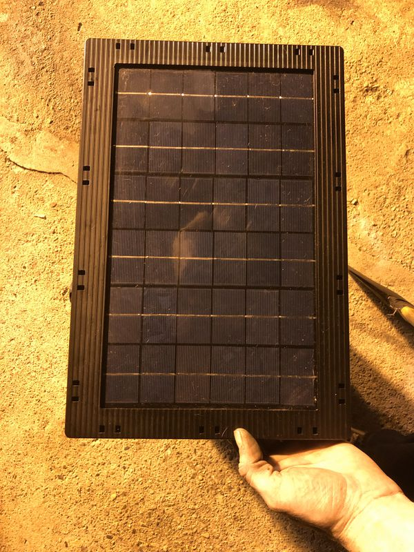 Solar intellishock 60