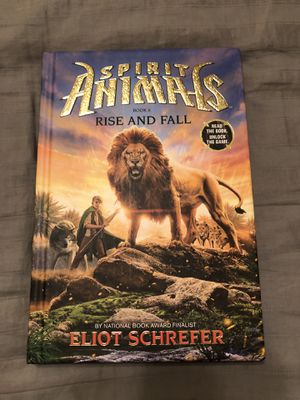 Spirit Animals Book 6 Rise and Fall Hardcover for Sale in Lakeside, TX