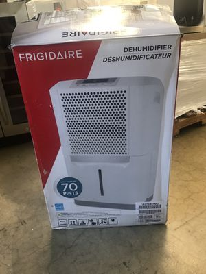 NEW Frigidaire 70 pint dehumidifier for Sale in Ontario, CA