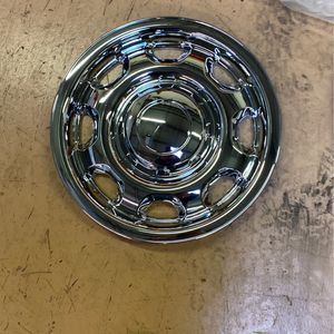 Hub Caps Fits P235/75/R17 for Sale in Wheeling, IL