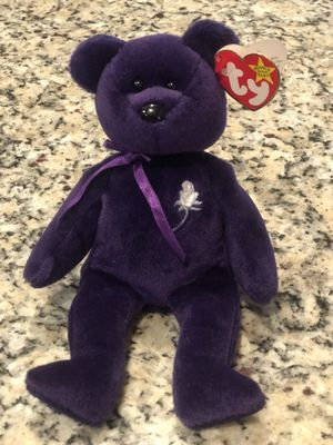 Princess Diana Beanie Baby for Sale in Bolingbrook, IL