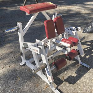 Hammer strength Kneeling Leg Curl Gym Equipment for Sale in Miami, FL