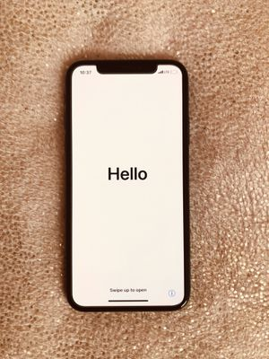 Unlocked Iphone x 256 GB, like new, in great condition. Can meet up or delivery. for Sale in Hayward, CA