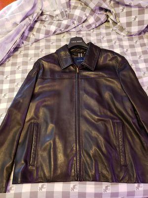 Cole Haan Leather Jacket for Sale in Alexandria, VA