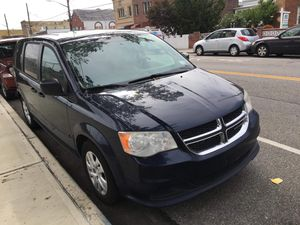 2013 Dodge Grand Caravan, clean title, for Sale in Brooklyn, NY