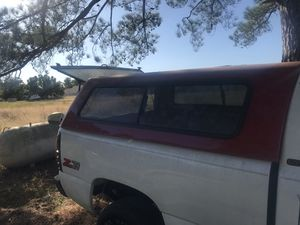 Camper shell for Sale in Fayetteville, NC