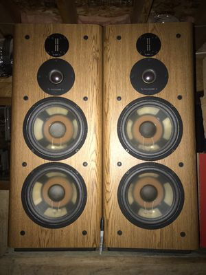 Infinity RS6000 tower stereo speakers for Sale in Powder Springs, GA