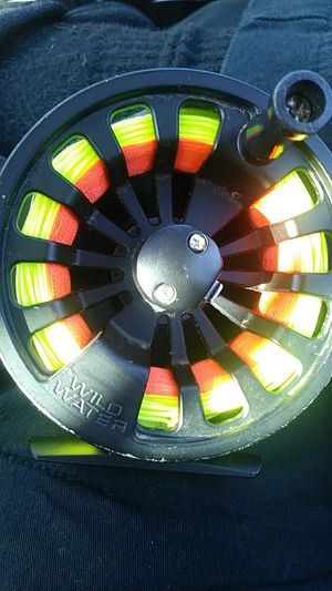 Wild water fly fishing reel for Sale in New Albany, OH