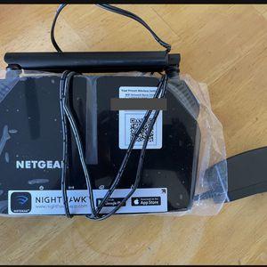 Netgear Nighthawk Wifi Router for Sale in Los Angeles, CA