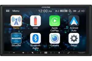 """Alpine 7"""" ILX-W650 Mech-Less Audio Video Receiver for Sale in Federal Way, WA"""
