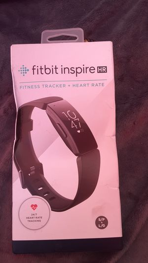 Fitbit inspire hr for Sale in Redlands, CA