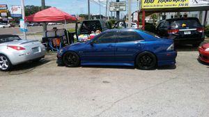 2001 Lexus is300 auto built for trade for Sale in Palm Harbor, FL