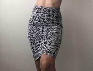 Grey Tribal Print Pencil Skirt for Sale in Las Vegas, NV