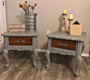French provincial nightstands/end tables for Sale in Bartow, FL