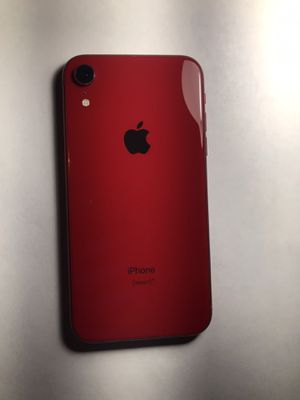 iPhone XR Red for Sale in Montebello, CA