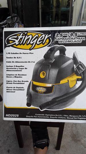 Brand new Stinger wet/dry Vacuum for Sale in Phoenix, AZ