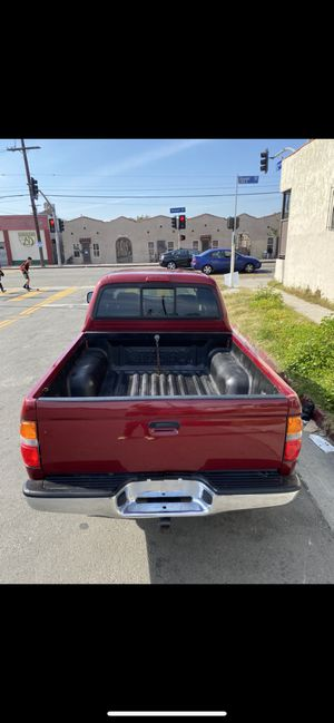 Year 2004 Toyota Tacoma double cab miles 99,000 for Sale in Los Angeles, CA