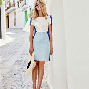 Boden Color Block Shift Dress for Sale in Wenatchee, WA