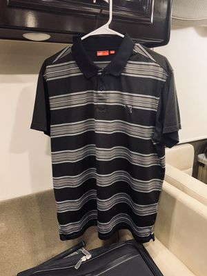 Puma golf shirt L for Sale in Westminster, CO