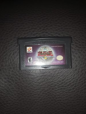 Yu-Gi-Oh! The Eternal Duelist Soul: GameBoy Advance for Sale in Covina, CA