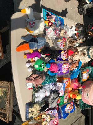 Beanie baby and other things for Sale in Galloway, OH