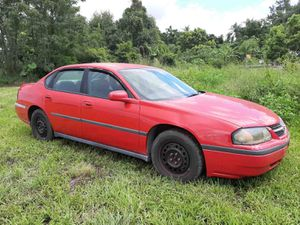 2002 Chevy Impala for Sale in Tampa, FL