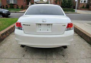White Honda Accord EXL AWDWheels Good for Sale in Pueblo, CO