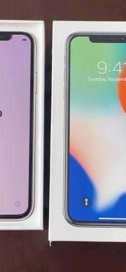 Unlocked iPhone X for Sale in Salt Lake City,  UT