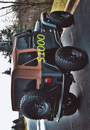 2000 Jeep Wrangler-$1000 ✅ Clean Title ❇️81K Miles✅4.0L 6Cyl. Automatic Transmission ❇️Fully Loaded! for Sale in Santa Ana, CA