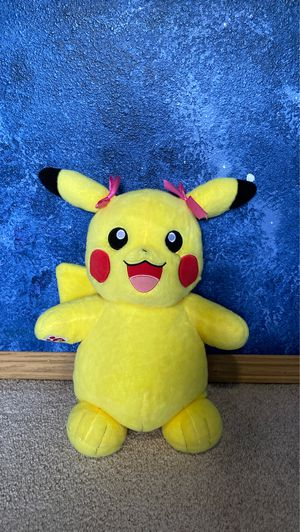 Build-A-Bear Pokémon for Sale in Puyallup, WA