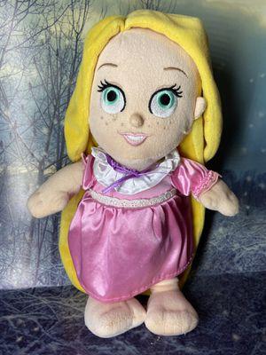 Disney babies princess repunzel plush doll for Sale in Bellflower, CA
