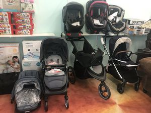 FRIDAY SPECIALS! Brand New baby items strollers car seats etc. 1486 Dewey ave. Open 9am for Sale in Rochester, NY